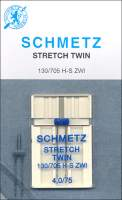 Schmetz Needles -  Stretch Twin