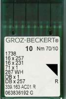 Groz Beckert Needles #1738