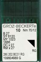 Groz Beckert Needles #B27 Serger