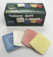 Marking Chalk - Coloured Rectangles