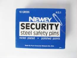 Safety Pins - BULK