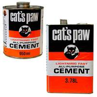 Cat's Paw Cement