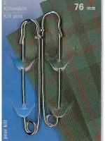 Kilt Pins - Silver
