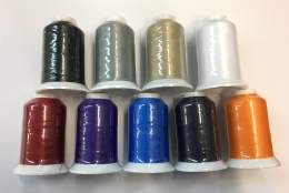 Woolly Nylon Serger Thread
