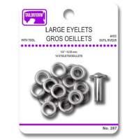 Large Eyelets