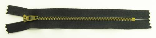 #4.5 Jean Zippers - Antique Brass