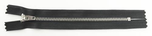 Nickel Jean Zippers #4.5