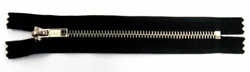Nickel Jean Zippers #5