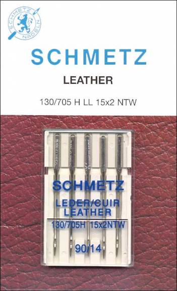 Schmetz Needles - Leather