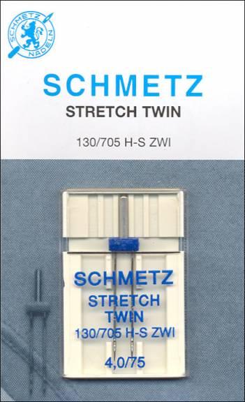 Schmetz Needles -  Stretch Twin