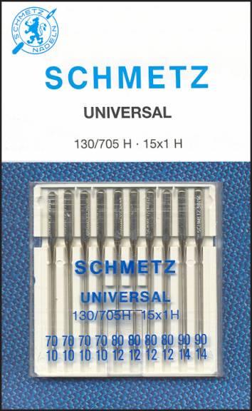 Schmetz Needles - Universal Assorted