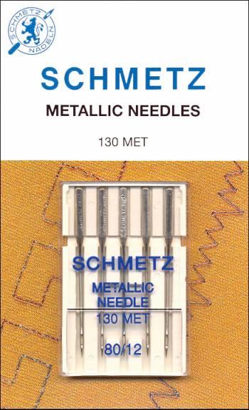 Schmetz Needles - Metallic