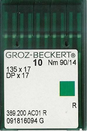 Groz Beckert Needles #135