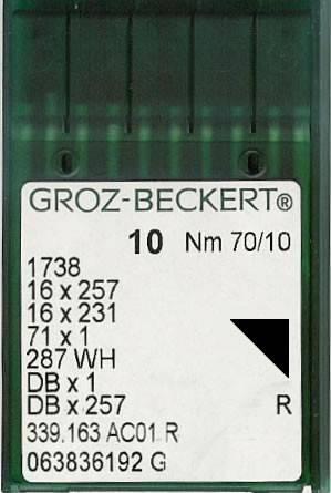 Groz Beckert Needles #1738