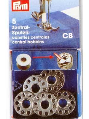 Metal Bobbins - Class 15