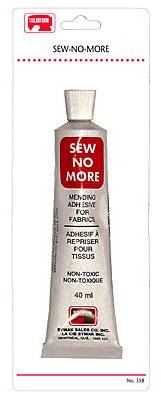 Sew-No-More Glue