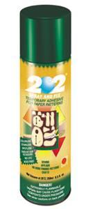 """202"" Temporary Pattern Adhesive"