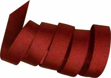 100% Double-faced Polyester Satin Ribbon