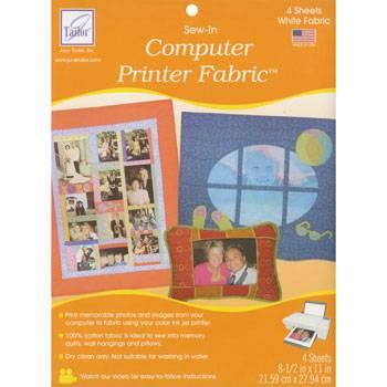 Computer Printer Fabric