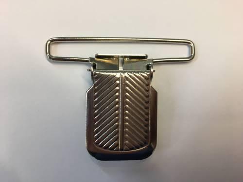 """Suspender Clips - 2"""" Regular"""