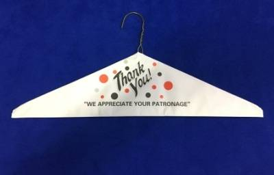 "Caped Hangers ""Thank You"""