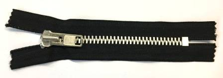 Heavy Aluminum Closed-end Zippers