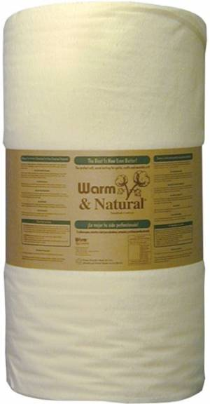 """Warm & Natural"" Cotton Batting - 90"""