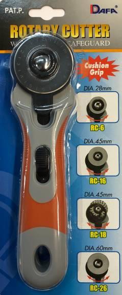 45mm Rotary Cutter w/Cushion Grip